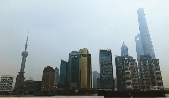 Современный Китай ни чем не отличается от современного Нью-Йорка или Москвы