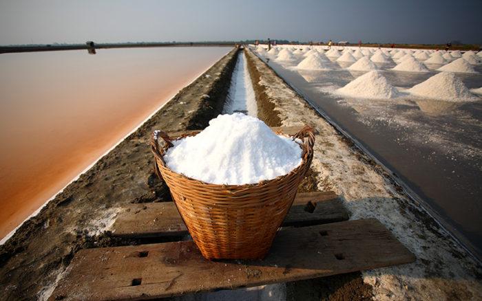 Нефть это соль