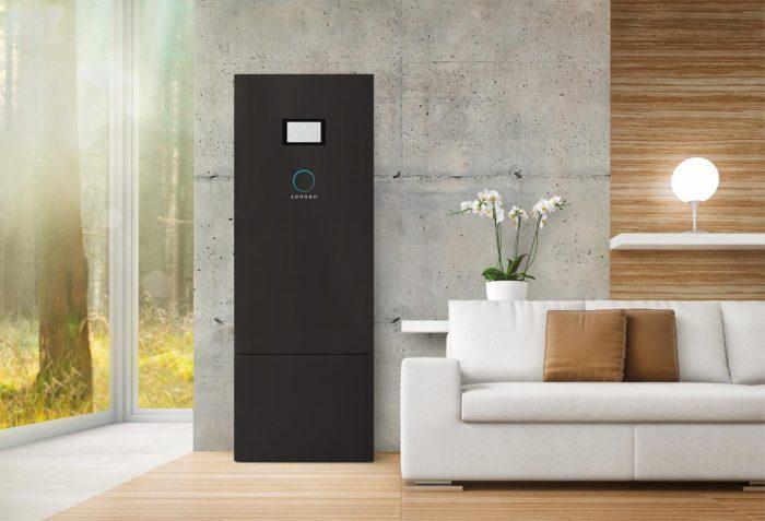Sonnen solar + storage домашняя система