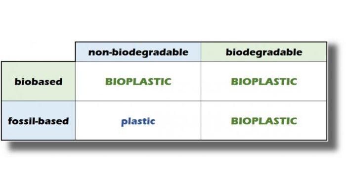 Чем биопластик отличается от пластика?