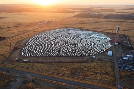 Проект brightsource energy